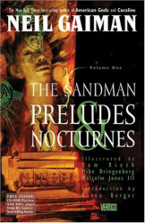Neil Gaiman: The Sandman Vol. 1: Preludes and Nocturnes