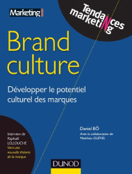 Daniel Bô: Brand Culture - Développer le potentiel culturel des marques - Hub Awards 2013