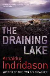 Arnaldur Indridason: The Draining Lake