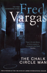 Fred Vargas: The Chalk Circle Man