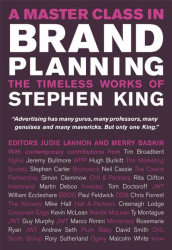 ed Lannon and Baskin: A Master Class in Brand Planning: Stephen King