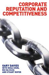 Gary Davies: Corporate Reputation and Competitiveness