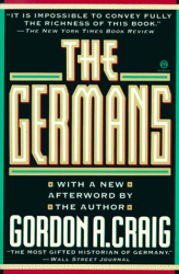 Gordon A. Craig: The Germans