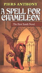 Piers Anthony: A Spell for Chameleon