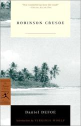 Daniel Defoe: Robinson Crusoe (Modern Library Classics)