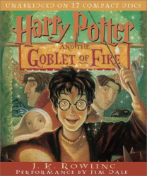 J.K. Rowling : Harry Potter and the Goblet of Fire