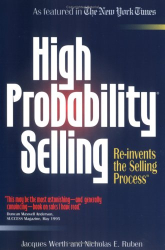 Jacques Werth: High Probability Selling