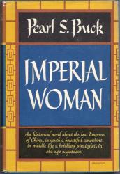 pearl buck: Imperial Woman