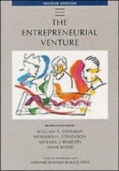 William A. Sahlman: The Entrepreneurial Venture (The Practice of Management Series)