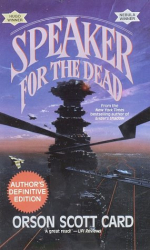 Orson Scott Card: Speaker for the Dead (Ender Wiggin Saga)