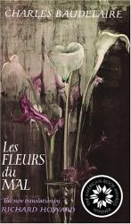 charles baudelaire, richard howard: les fleurs du mal