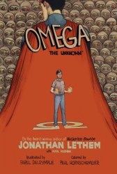 Jonathan Lethem: Omega: The Unknown