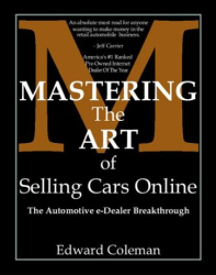 Edward Coleman: Mastering the Art of Selling Cars Online