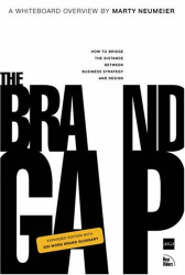 Marty Neumeier: The Brand Gap: Revised Edition (2nd Edition)