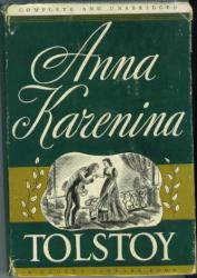 Count Leo Tolstoy: Anna Karenia