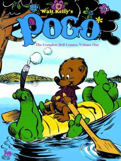 Pogo Dell Vol 1 cover