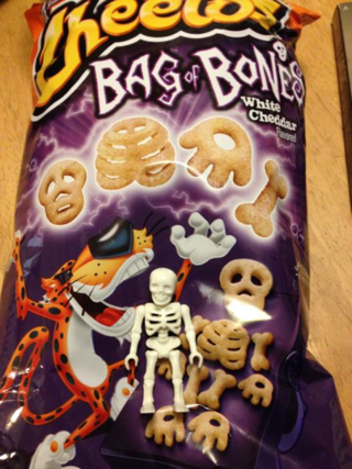 Sid scores Bag of Bones!