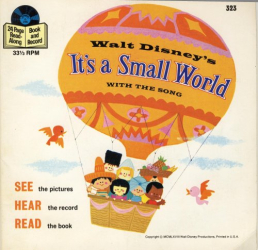 : Walt Disney's It's a Small World with the Song