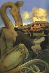 Maxfield_parrish__reluctant_dragon