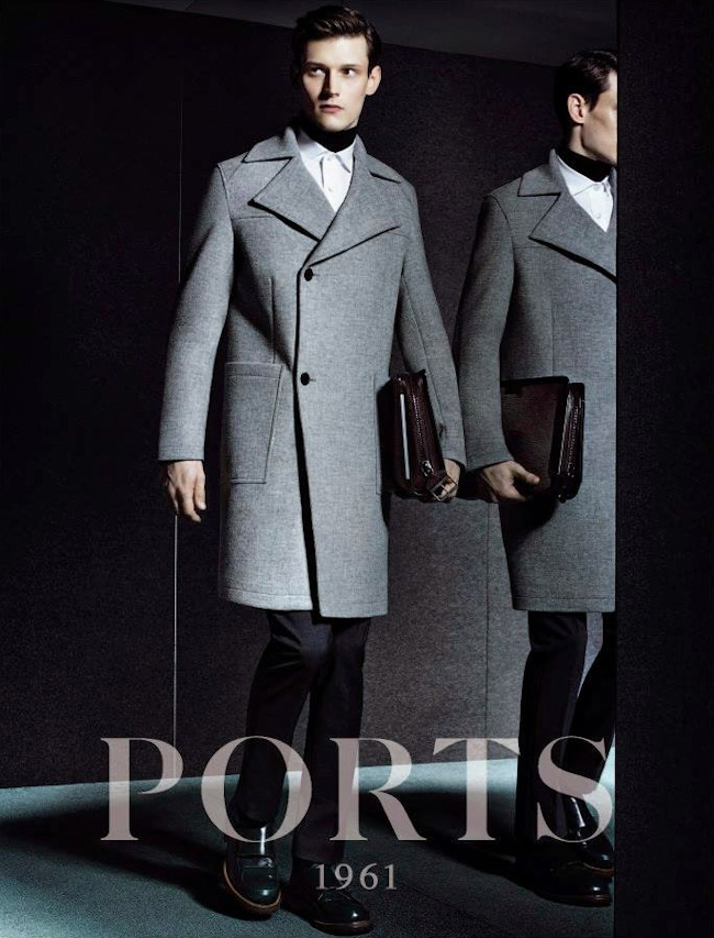 CAMPAIGN Adam Butcher for Ports 1961 Fall 2014 by Craig McDean. Edward Enninful, www.imageamplified.com, Image Amplified