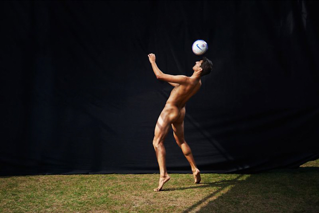 Male Sight Photography of Omar Gonzales Lensed by  Finlay MacKay for ESPN