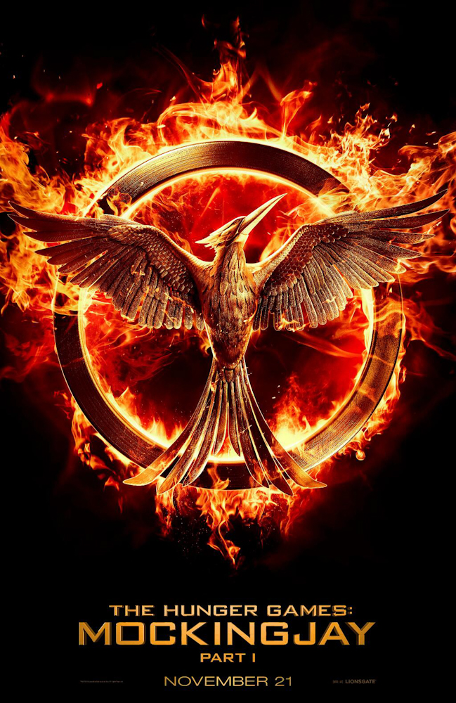 CINEMA SCAPE Hunger Games Mockingjay Part 1 Directed by Francis Lawrence, Starring Jennifer Lawrence. Out November 21 2014. www.imageamplified.com, Image Amplified