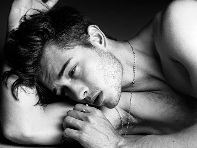 FEATURED MODEL Francisco Lachowski by Ricardo Gomes. Fall 2014, www.imageamplified.com, Image amplified
