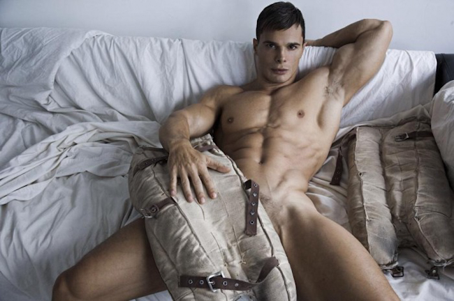 Male Sight Photography of Enzo Junior by Rick Day for Masculine Dosage