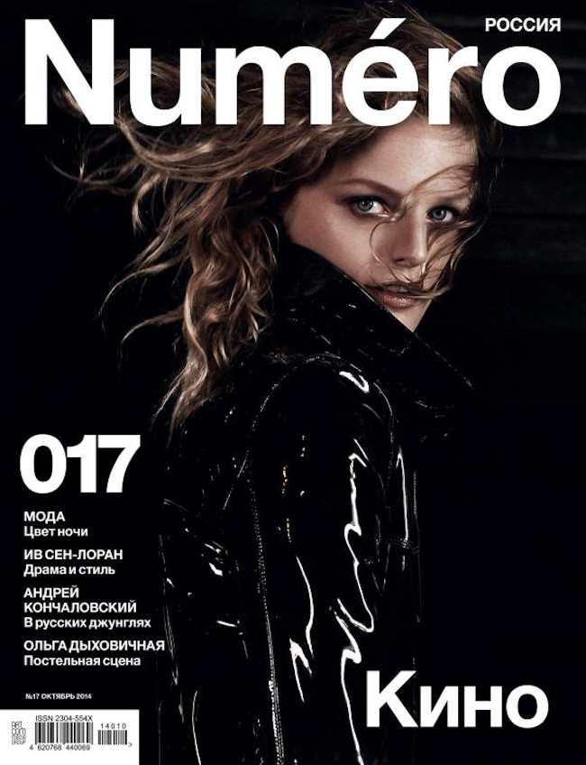 NUMERO RUSSIA Hanne Gaby Odiele by Vanmossevelde + N. Aliona Isaeva, October 2014, www.imageamplified.com, Image Amplified