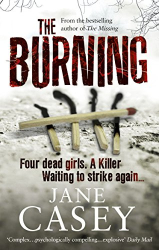 Jane Casey: The Burning
