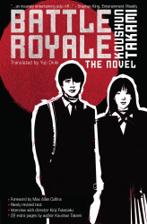 Koushun Takami: Battle Royale: The Novel