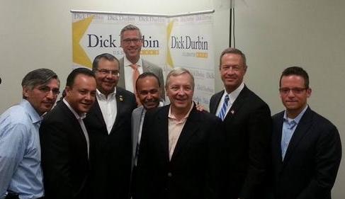 Gutierrez, Durbin blame U.S. House Republicans for Obama ...