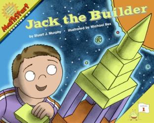 Stuart J. Murphy: Jack the Builder (MathStart 1)