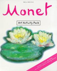 Mila Boutan: Art Activity Pack: Monet (Art Activity Packs)