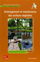 Jean-Luc Larcher: Aménagement et maintenance des surfaces végétales