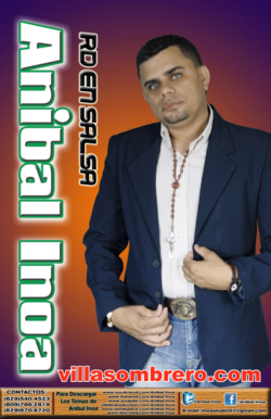 1er afiche Anibal Inoa