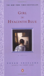 Susan Vreeland: Girl in Hyacinth Blue