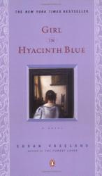 Susan Vreeland: Girl in Hyacinth Blue