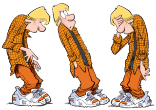 Orange ZITS