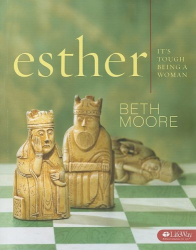 Beth Moore: Esther Member Book: It's Tough Being a Woman
