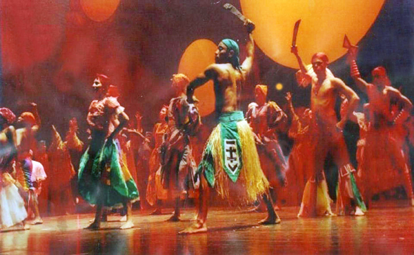 IFE-ILE Afro-Cuban Dance Company