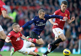 Wilshere and cleverley