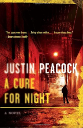Justin Peacock: A Cure for Night: A Novel (Vintage Crime/Black Lizard)