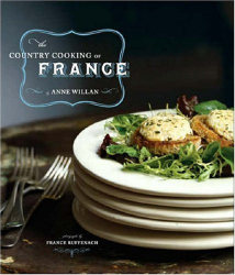 Anne Willan: The Country Cooking of France