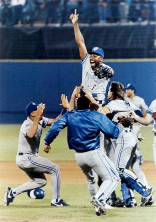 Joe Carter 1992 World Series