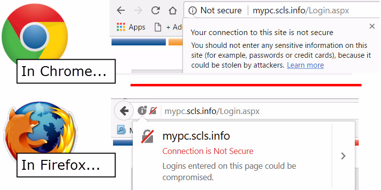 Notsecure--mypc