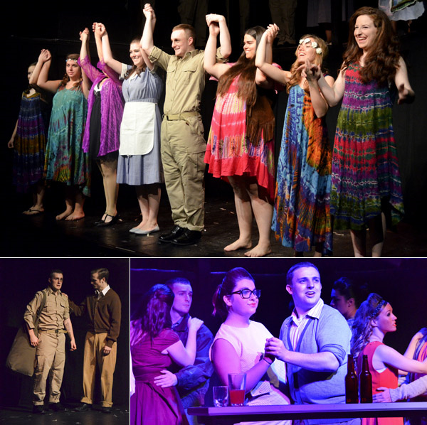 Dogfight: The Musical - photos by Liz Mastrocola '15