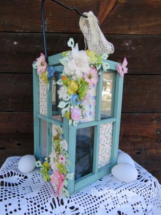 Easter Lantern by Lynne Forsythe