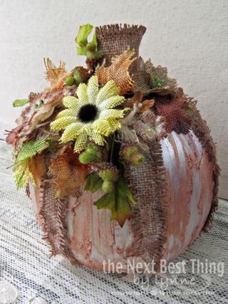Vintage Pumpkin by Lynne Forsythe