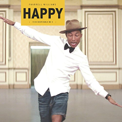 Pharrell Williams - Happy (from Despicable Me 2)